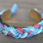 hacer brazaletes con hilos