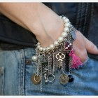 Pulsera punk DIY